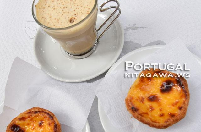 エッグタルト ポルトガル