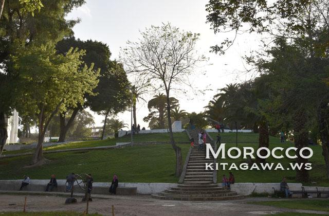 メンドゥービア庭園 Jardins de la Mendoubia