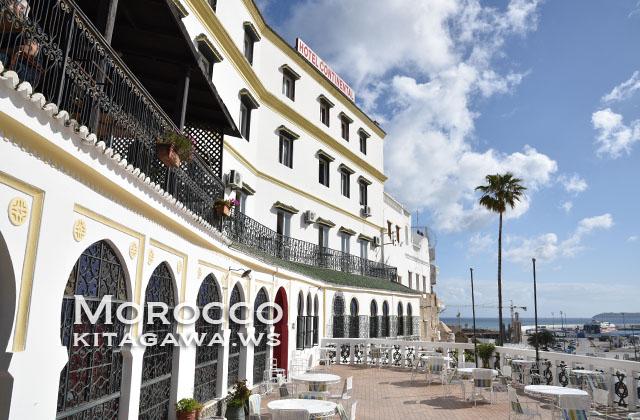 オテル・コンチネンタル Hôtel Continental, Tanger
