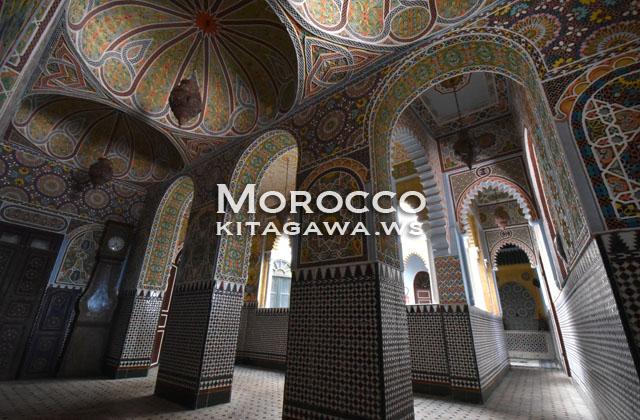モロッコ旅行記 伝統 建築 芸術