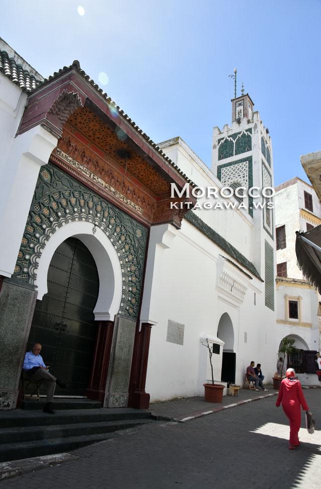 タンジェ グランモスク Grande Mosquée Tanger