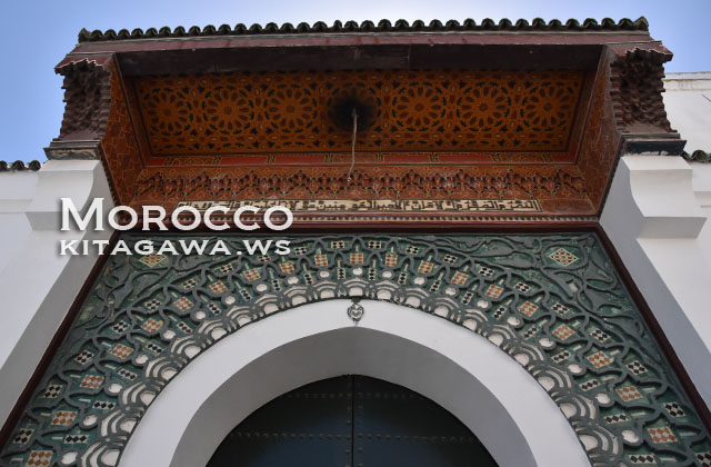 グランモスク Grande Mosquée