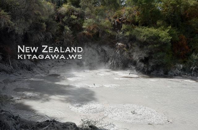 ワイオタプ・サーマル・ワンダーランド Wai-O-Tapu Thermal Wonderland