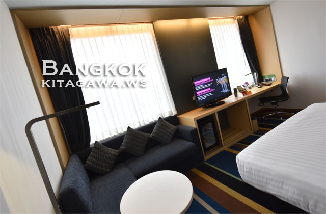 Aloft Bangkok Sukhumvit 11 アロフトバンコクスクンヴィット11