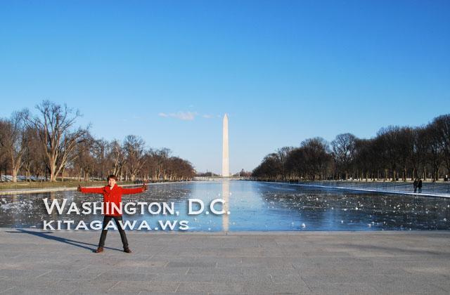 アメリカ旅行記 ワシントンD.C.観光