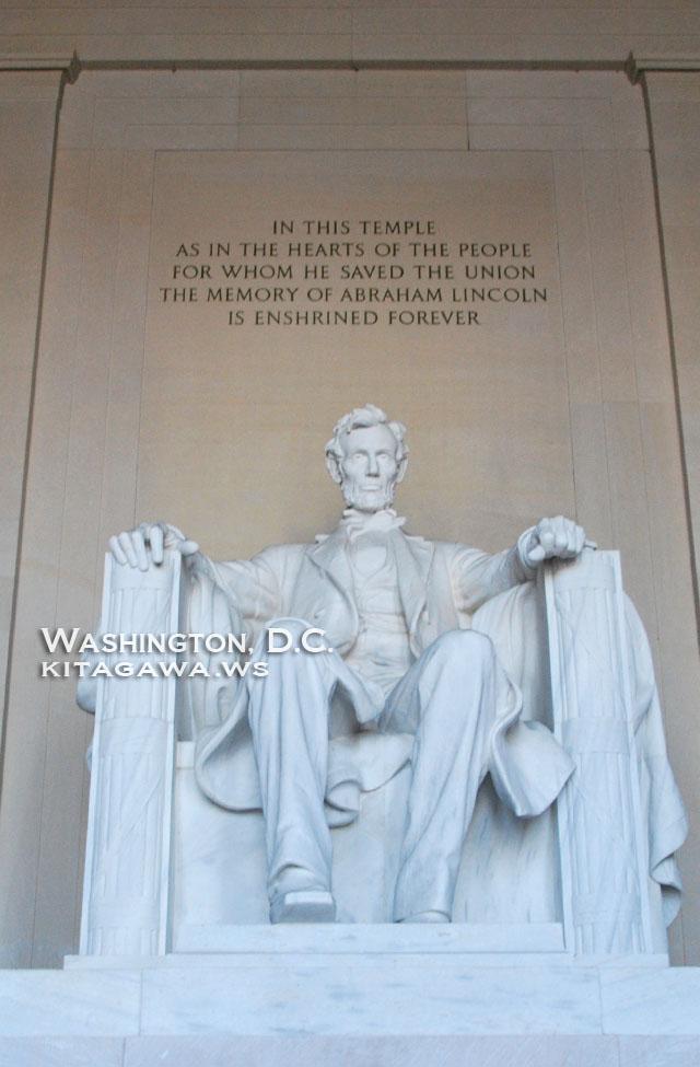 エイブラハム・リンカーン Abraham Lincoln