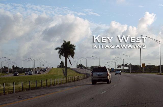 アメリカ旅行記 フロリダ ドライブ レンタカー