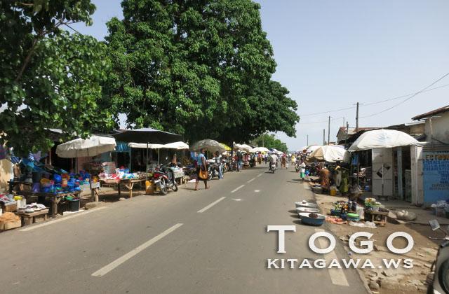 トーゴ、カラ Kara, Togo