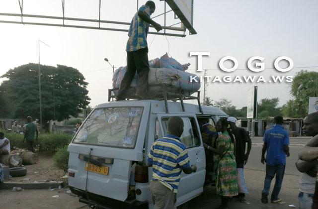 トーゴ カラ ブッシュタクシー Togo Kara Bush Taxi