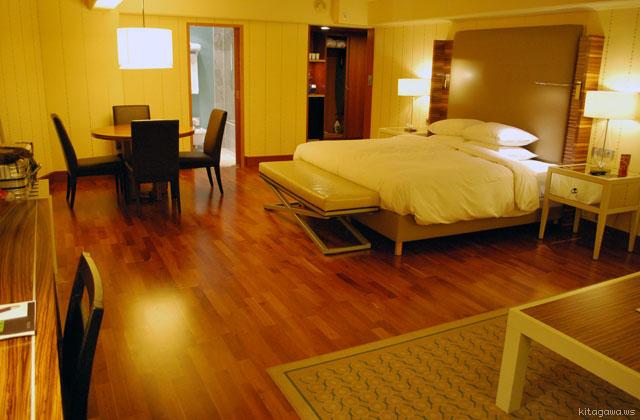 シェラトン ストックホルム ホテル Sheraton Stockholm Hotel ジュニアスイートルーム