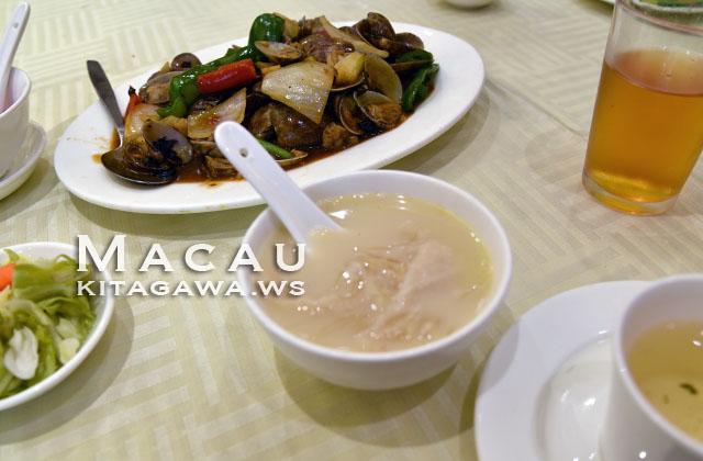財神爺 海鮮飯店 マカオ レストラン