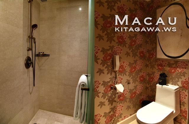 シャワー&トイレ