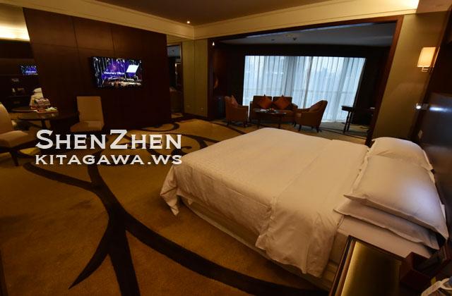 深圳大中华喜来登酒店
