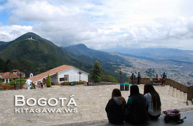 モンセラーテの丘 Cerro de Monserrate (コロンビア・ボゴタ)