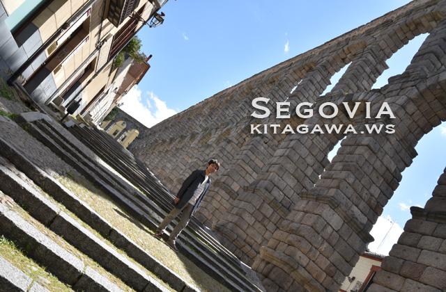 セゴビア観光 スペイン旅行記