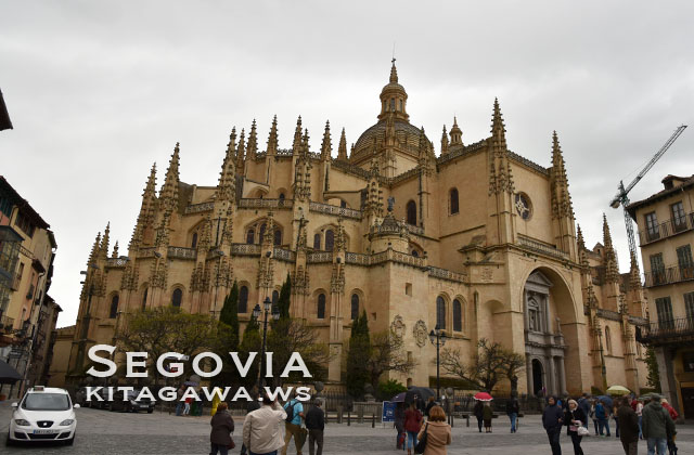 Cathedral, Segovia