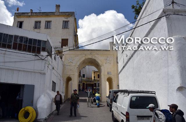 モロッコ旅行記 タンジェ観光