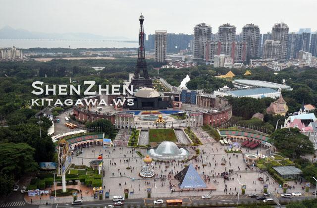 世界の窓(深圳世界之窗 Window of the World, Shenzhen)