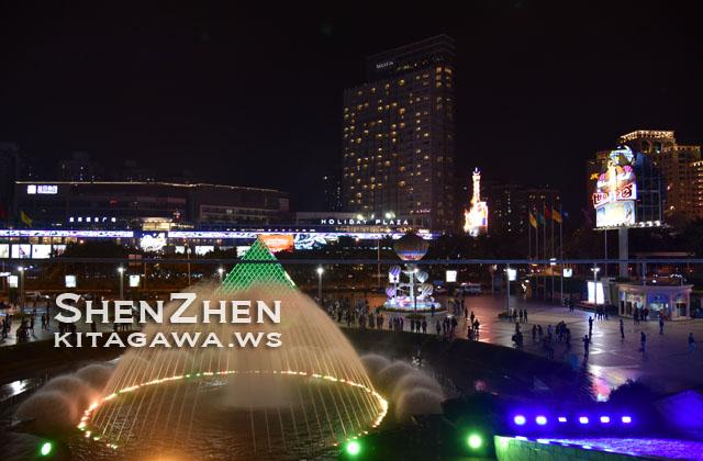 中国 世界の窓 旅行記