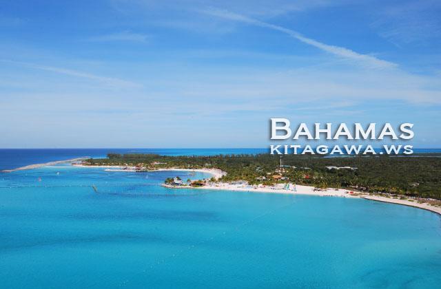 カリブ海 バハマ