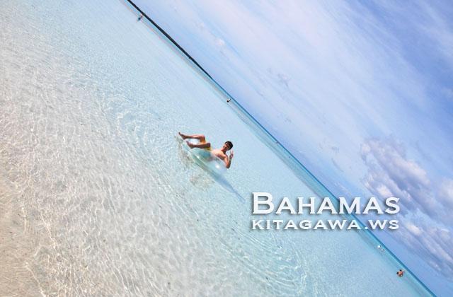 カリブ海 バハマ旅行記