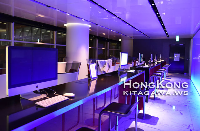 Cathay Pacific Lounges