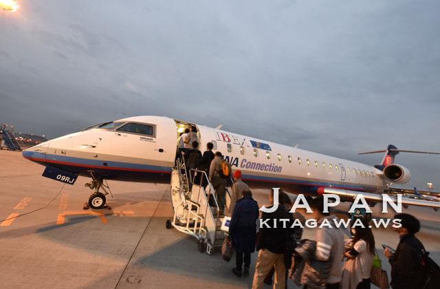 IBEXエアラインズ ボンバルディア CRJ700 搭乗記