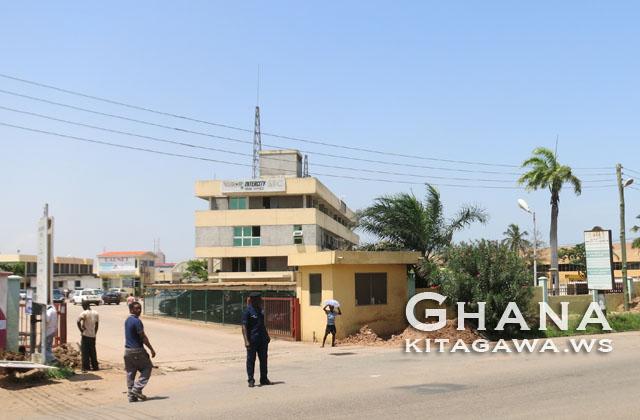 バス STC ガーナ