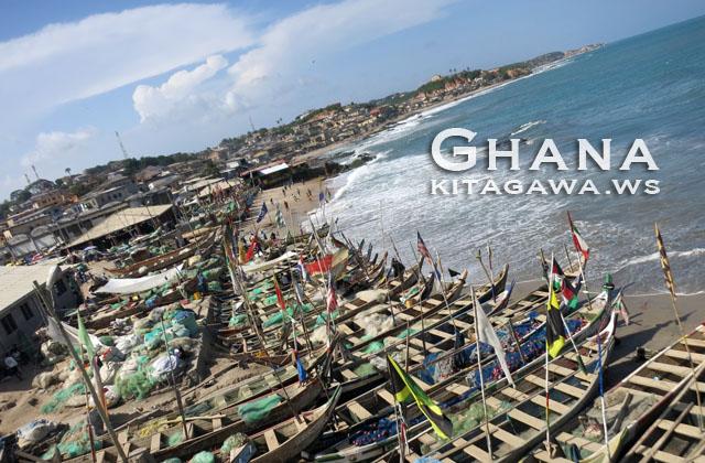 ガーナ旅行記