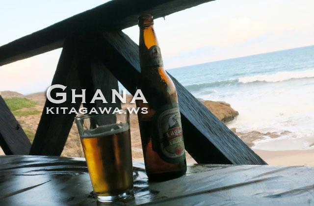 ガーナ ビール