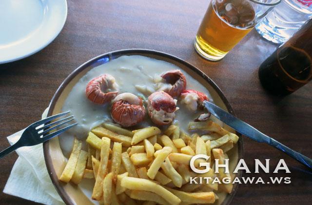 ガーナ レストラン