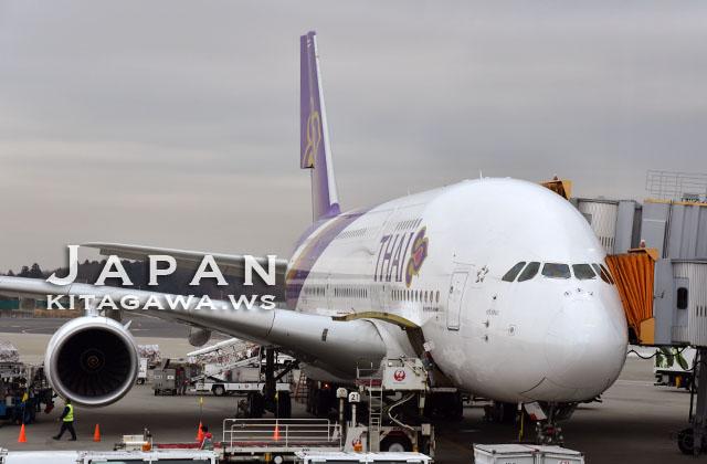 タイ航空 エアバスA380
