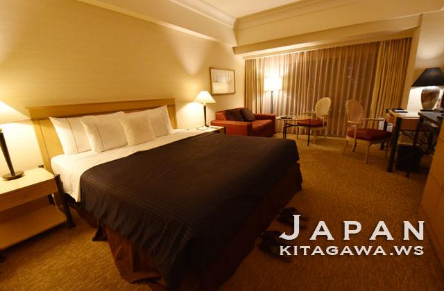 神戸ベイシェラトンホテル&タワーズ宿泊記
