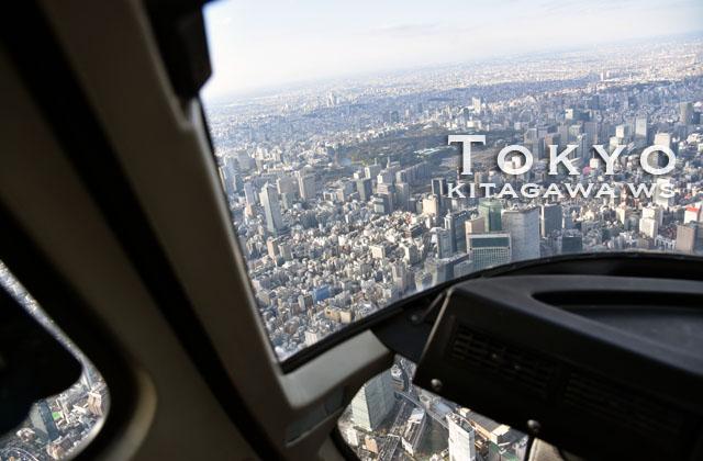 東京 ヘリコプター クルージング 貸切