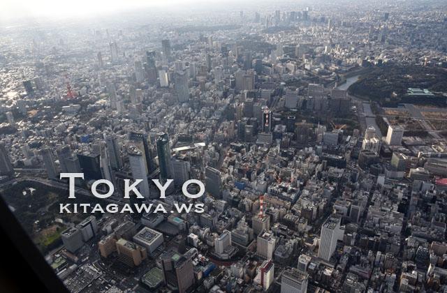 東京 ヘリコプター 遊覧