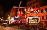 ムーランルージュ Moulin Rouge パリのキャバレー