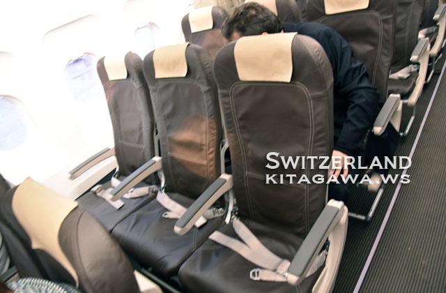 スイス SWISS シート