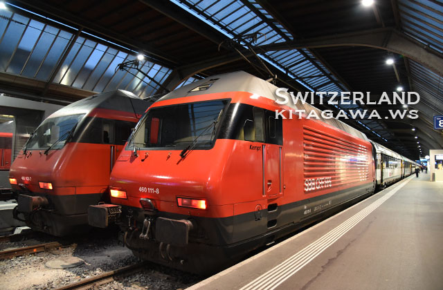 スイス国鉄 SBB