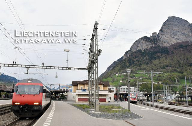 リヒテンシュタイン 観光 行き方