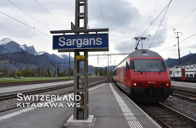 ザルガンス Sargans