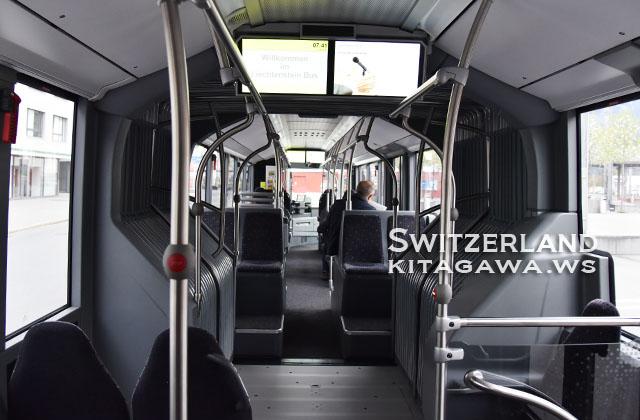 Liechtenstein Bus