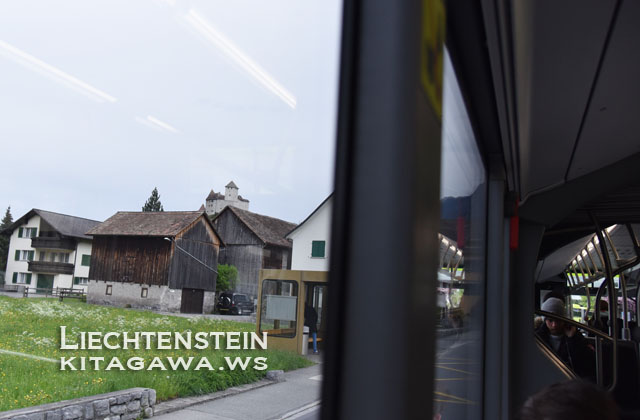 Liechtenstein Bus