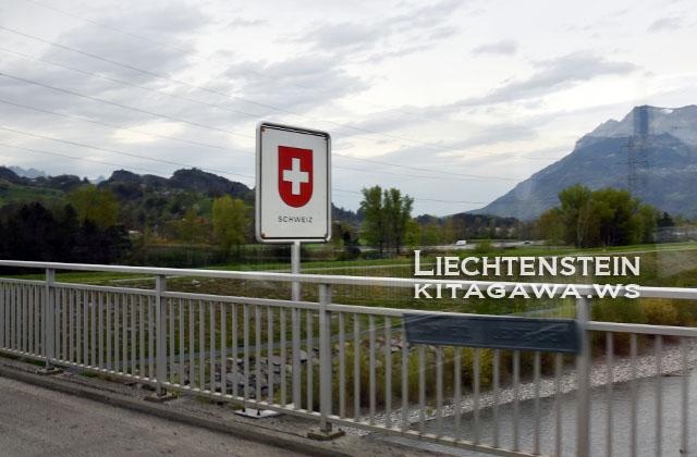 スイス国境