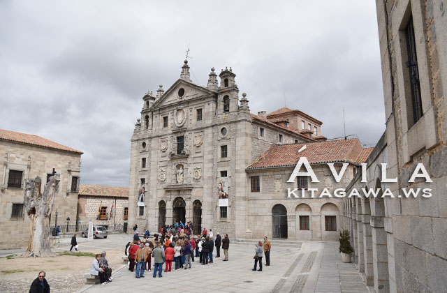 サンタテレサ修道院