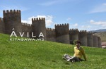 スペイン旅行記 アビラ観光