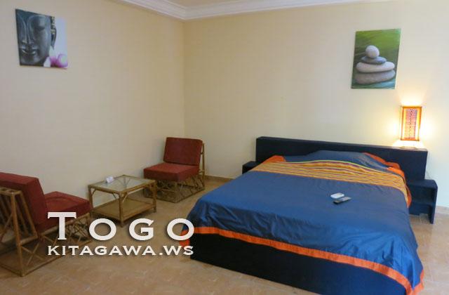 Hôtel Coco Beach, Lomé Togo