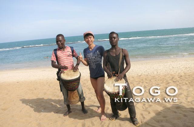 トーゴ旅行記 Hôtel Coco Beach, Lomé Togo