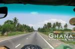 ガーナ アクラ 国境 陸路