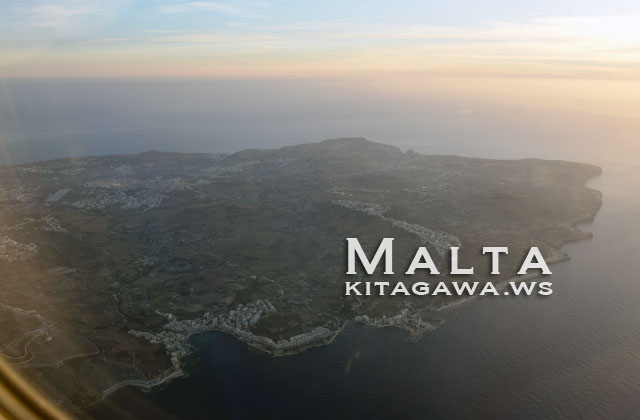 マルタ旅行記