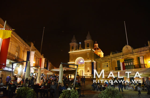 マルタ国際花火大会